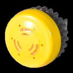 B2BP-B1D  12-24VDC Besleme, Devamlı veya Kesik Ses, Ø22/25mm,  Yaklaşık 98±8dB