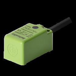 PSN17-8DN2  17x17mm 12-24VDC NPN NC Algılama 8mm Kablolu Kübik Endüktif Sensör