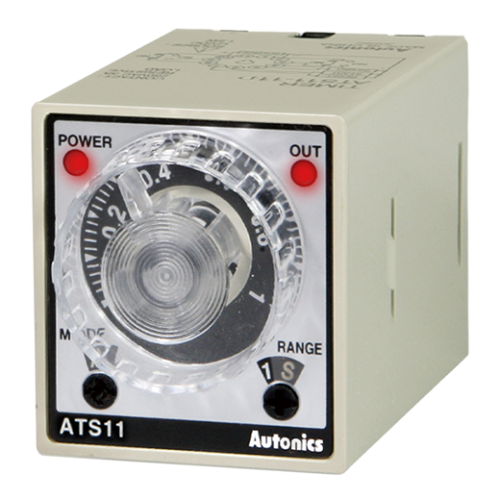 ATS11-41D Analog Zamanlayıcı