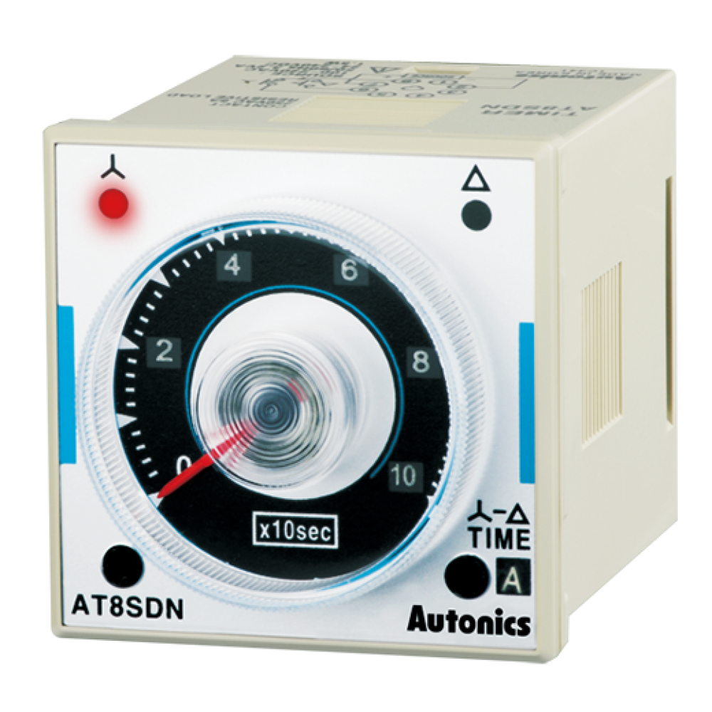 ATS8SD-4 Analog Zamanlayıcı