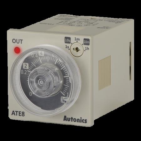 ATE8-41E Analog Zamanlayıcı