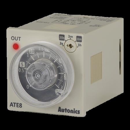 ATE8-43 Analog Zamanlayıcı