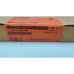 6ES7416-2XK02-0AB0   SIMATIC S7-400, CPU