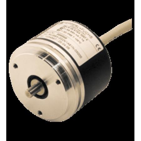 ENI58PL-S06SA5-1024CGR-RC2 58mm Gövde, 6mm Servo Flanş, 2m Kablolu, Programlanabilir Artımlı Enkoder