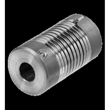 9401 6*10  50mm, d1 = 6 mm , d2 = 10 mm, Çelik yaylı Kaplin