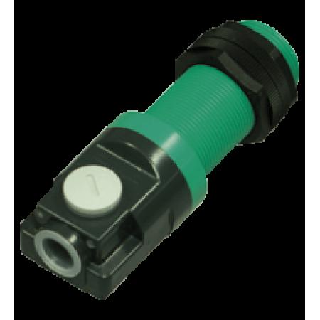 CBB10-30GKK-A2  M30 Plastik Gövde,  Algılama 10mm PNP NO + NC Gömülebilir Montaj Terminal Bağlantı Kapasitif Sensör