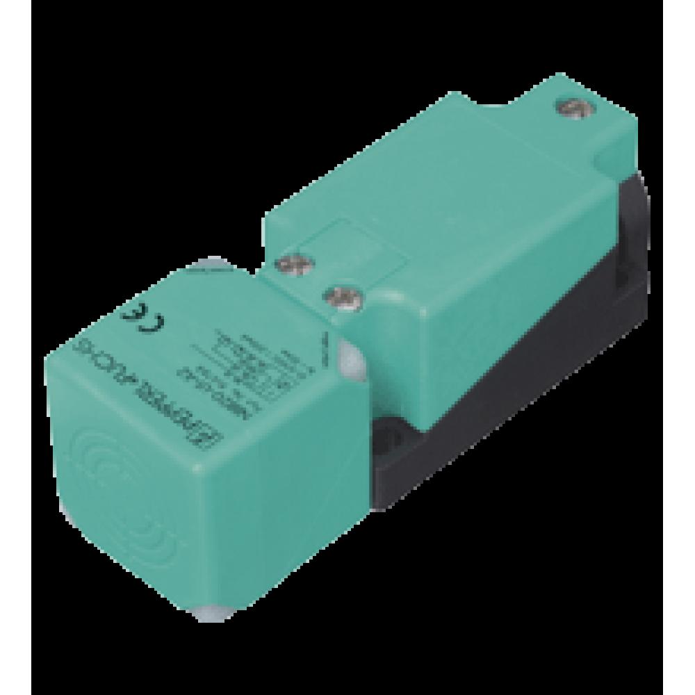 NBB15-U1-E2-C  Kübik, 40x40x120 PNP NO Terminal Bağlantılı 15mm Algılama Varikont Endüktif Sensör, Manyetik Alana Dayanıklı
