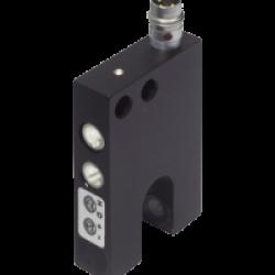 GL10-IR/32/40a/98a Metal Kasa 10mm Genişlik PNP L.On/D.On M8 3 Pin Infrared Fotoelektrik çatal sensör
