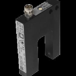 GL20-LAS/32/40a/98a Metal Kasa 20mm Genişlik PNP L.On/D.On M8 3 Pin Laser Fotoelektrik çatal sensör