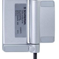 TESK-LA-11L1-3M   1 x  NC ve  1 x NO Kontaklı Menteşeli koruma kapıları için emniyet anahtarı