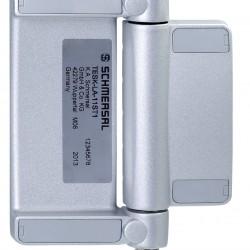 TESK-LA-11ST1   1 x  NC ve  1 x NO Kontaklı Menteşeli koruma kapıları için emniyet anahtarı