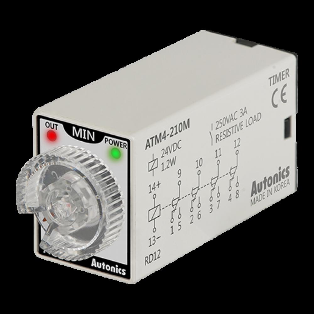 ATM4-260M Analog Zamanlayıcı